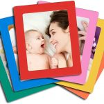 Colorful Magnetic Photo Frame 2