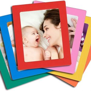 Colorful Magnetic Photo Frame 8