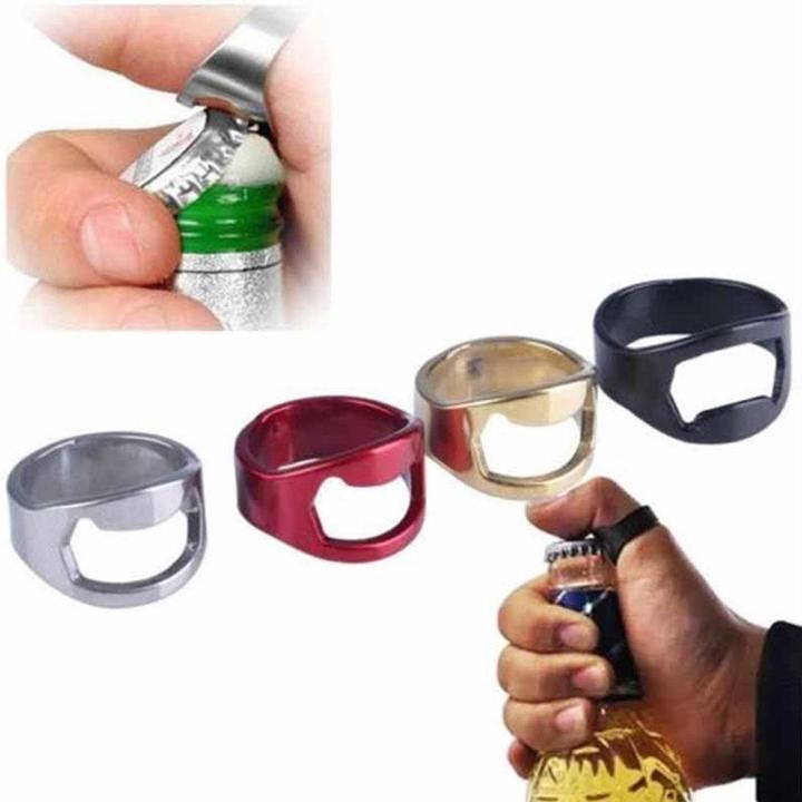 Ring Popper Bottle Opener