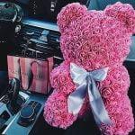Rose Teddy Bear (2)
