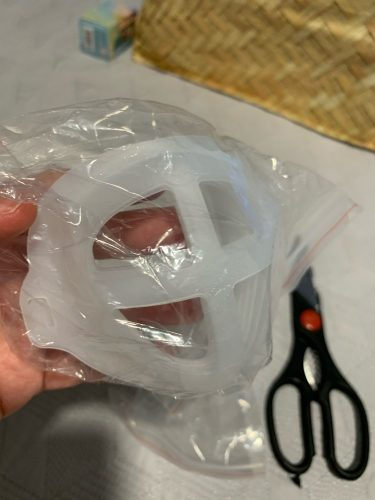 3D Mask Bracket photo review