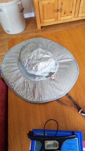 Hydro Cooling Sun Hat photo review