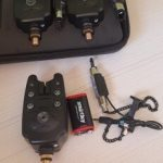 Fishing Bite Alarm & Swinger Set photo review