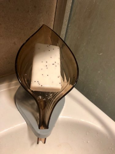 The Leaf Soap Holder photo review