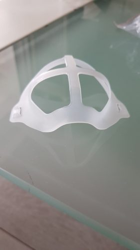 3D Mask Brackets photo review