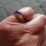 Flower Resin Rings photo review
