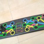 9 in 1 Push Up Board photo review