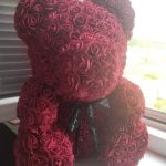 Rose Teddy Bear photo review