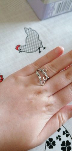 The Octopus Ring photo review