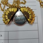 You Are My Sunshine Necklace photo review