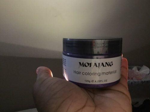 Mofajang Hair Wax photo review