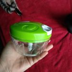 Handy Mini Food Chopper photo review