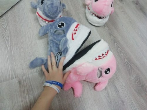 Shark Slippers photo review