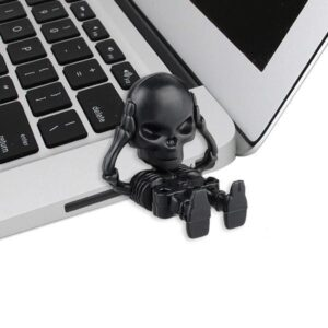 Beheaded Skeleton USB Drive