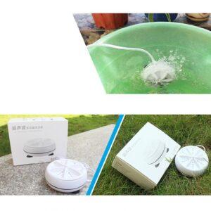 Mini Ultrasonic Washing Machine