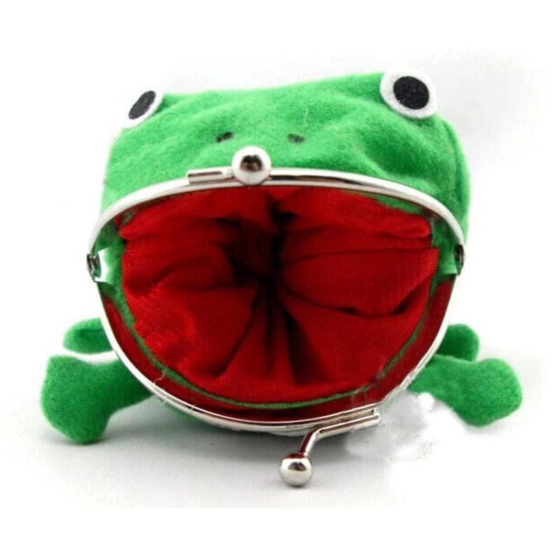 Green Frog Wallet