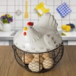 Hen Kitchen Basket