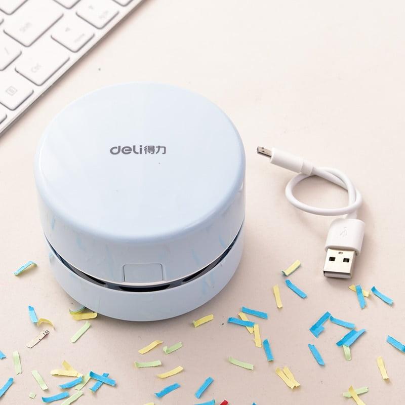 Mini Desk Vacuum
