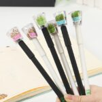 Real-Mini-Potted-Plant-Pens