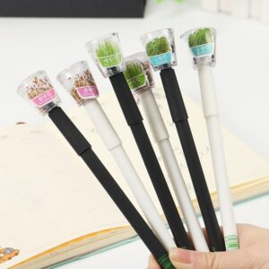 Real Mini Potted Plant Pens