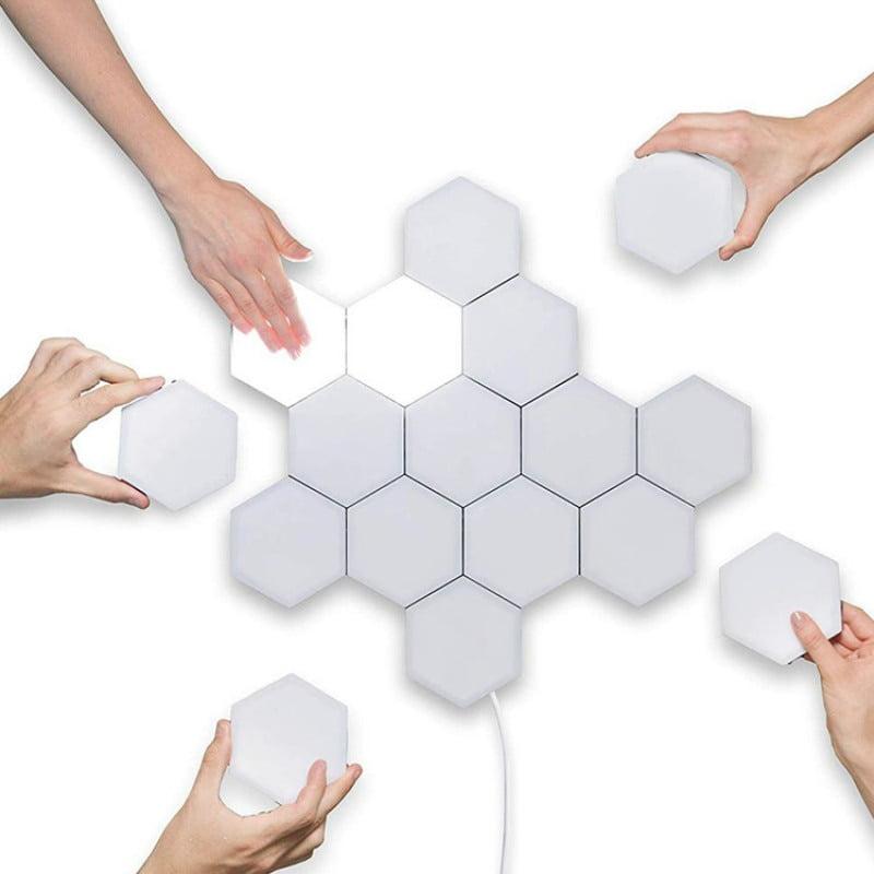 Quantum Modular Touch Lights