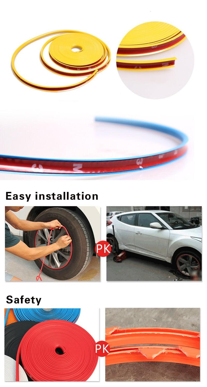 CAR RIM PROTECTOR