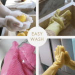 Magic Silicone Cleaning Gloves (2)