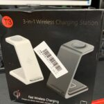 3 in 1 Wireless Charger photo review