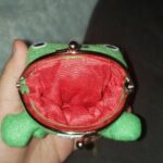 Green Frog Wallet photo review