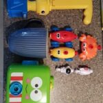 Balloon Launcher Car Toy Set photo review