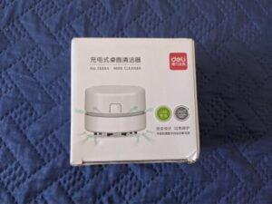 Mini Desk Vacuum photo review