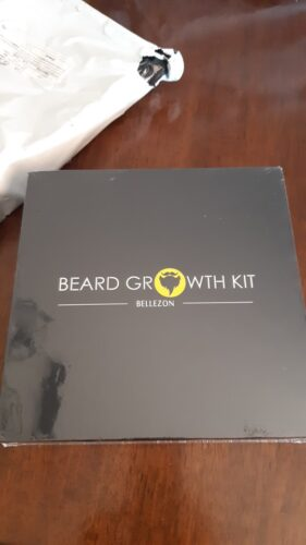 The Beard Growth Kit photo review