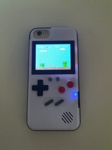 Gameboy Phone Case photo review