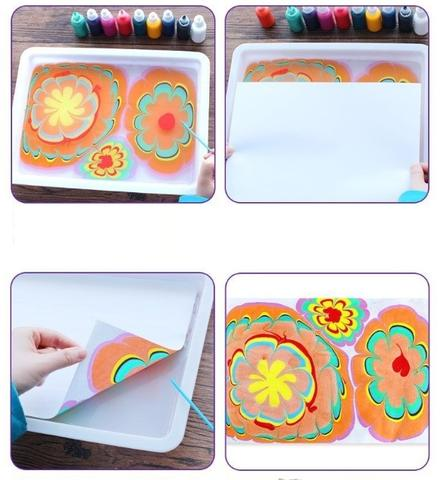 Water Art Paint Set 5