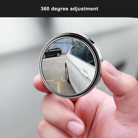 Adjustable Car Blindspot Mirror