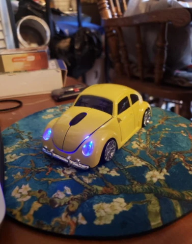 Car Shaped Computer Mouse