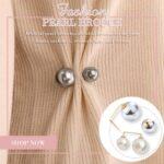 Fashion Pearl Brooch (6)