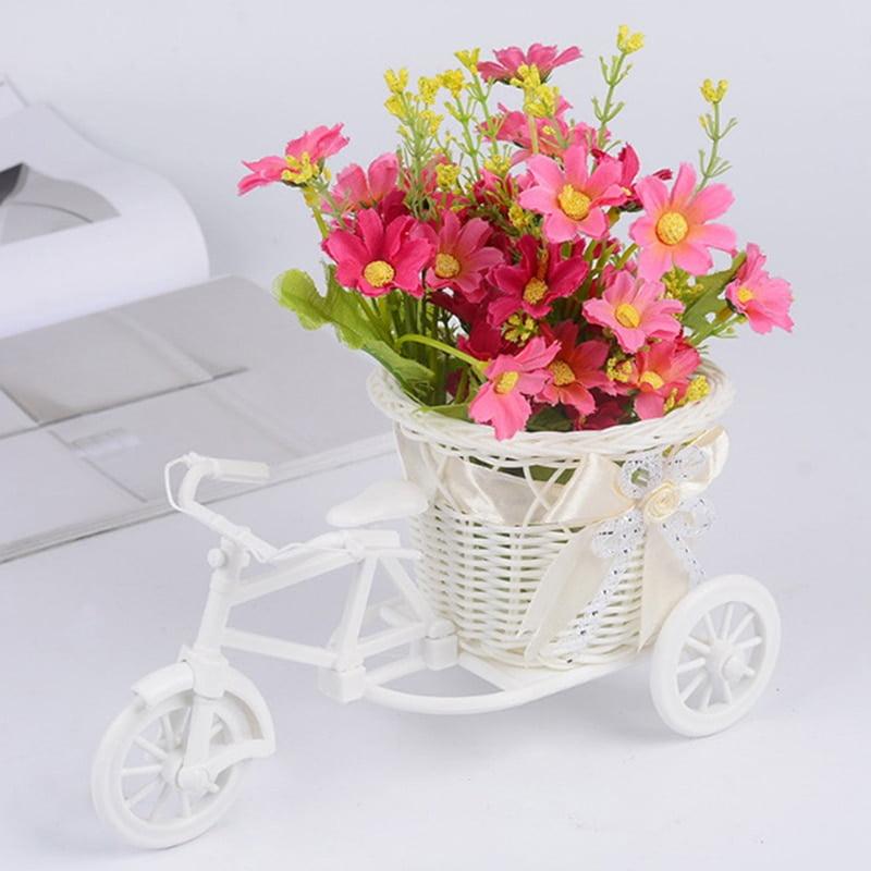 Bicycle Decorative Rose