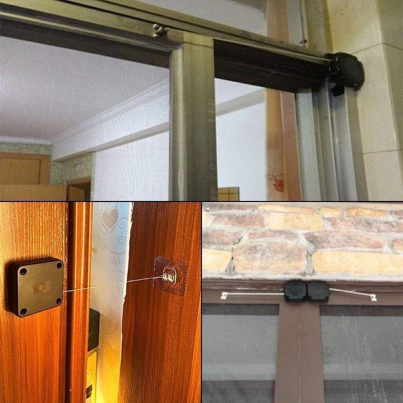 Automatic Sensor Door Closer
