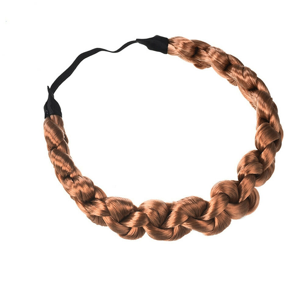 Elegant Stretchy Braided Headband