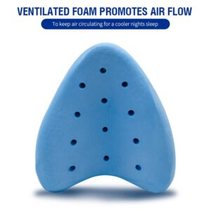 Pelvic Pillow™ - Orthopedic Leg Pillow With Memory Foam
