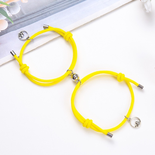 Bracelet For Couples 2pcs