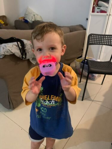 Kids 360° Automated Toothbrush photo review