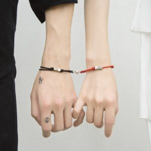 Bracelet For Couples 2pcs