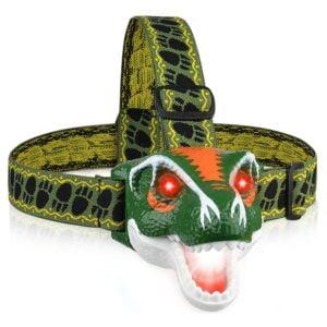 Dinosaur Toy Head Lamp