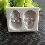 3D-Skull-Silicone-Mold