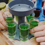6-Shot-Glass-Dispenser