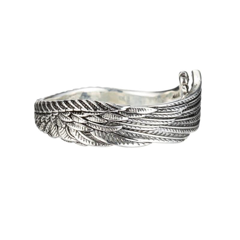 Angel Wing Rings