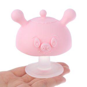 Baby Small Mushroom Teething Toy