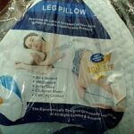 Pelvic Pillow™ - Orthopedic Leg Pillow With Memory Foam photo review